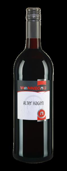 Alter Hagen Rotwein