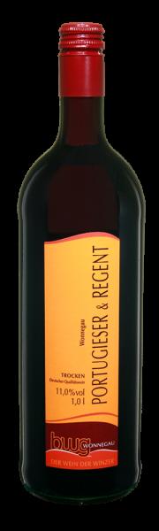 Portugieser & Regent Rotwein trocken